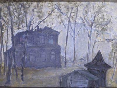 Старая дача (С. Рихтер)